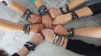 Workshop Wrap armbanden VOL